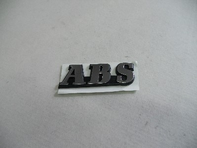 ADESIVO MONOGRAMMA ABS - Global Group S R L